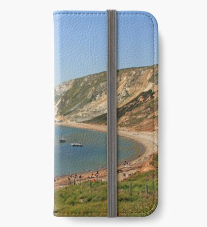 Worbarrow Bay iPhone Wallet