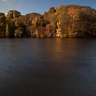 autumn by loch faskally by codaimages