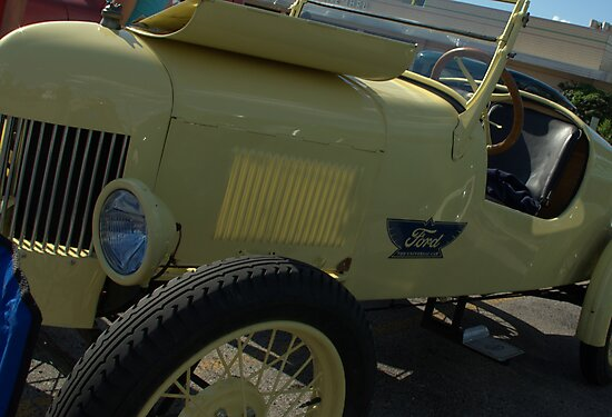 1917 Ford Speedster by TeeMack