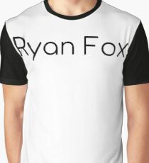 Ryan Fox Graphic T-Shirt
