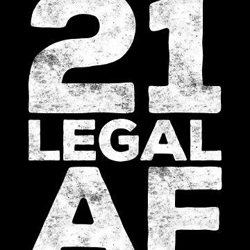 21 Legal AF by deepstone