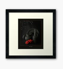 POETIC PROJECTION Framed Print