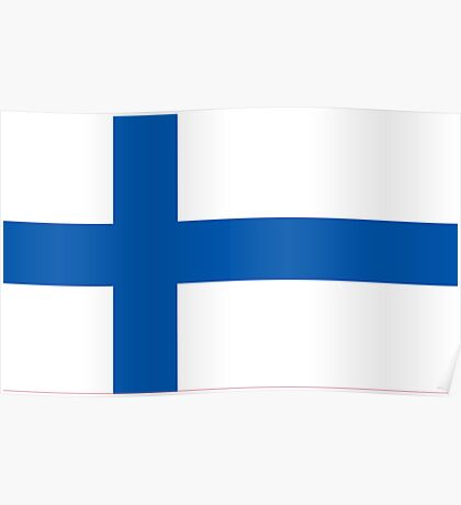 Finland, national id Poster