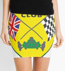 British Racing & Sports Car Club Mini Skirt