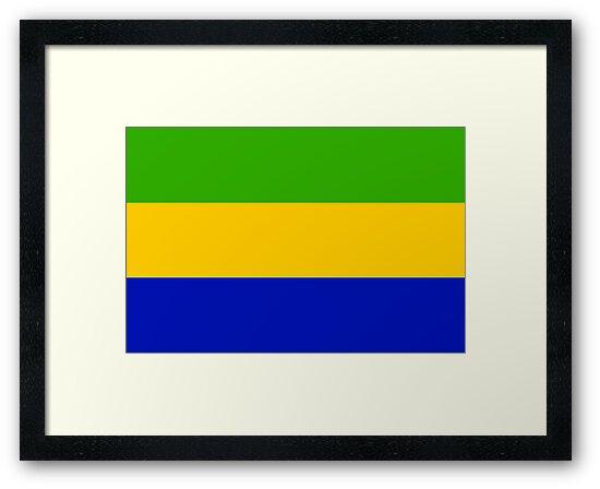 Gabon, national id by AravindTeki
