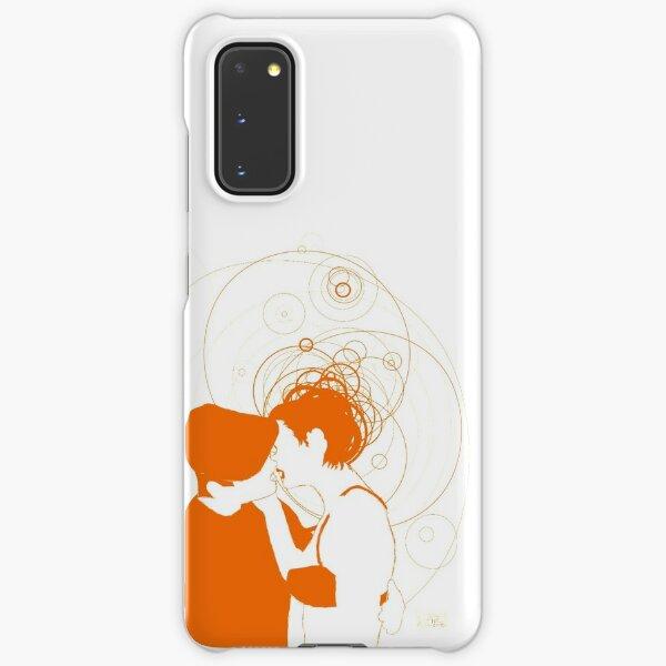 giada's kissing Samsung Galaxy Snap Case