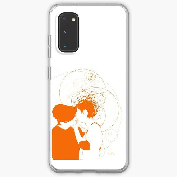 giada's kissing Samsung Galaxy Soft Case