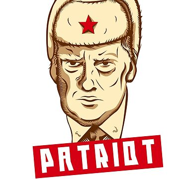 Donald Trump - Patriot by JustSandN