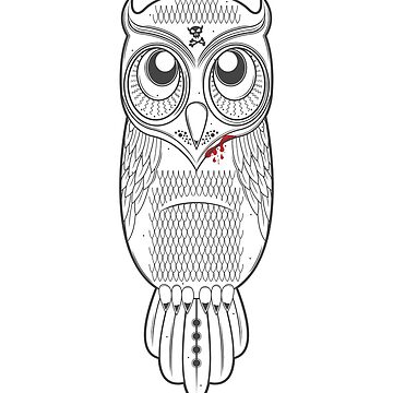 Young Owl by newimagedepot