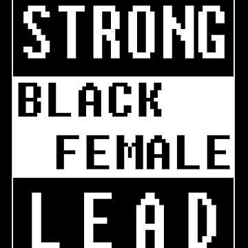 Strong Black Female Lead by LemoBoy