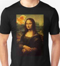 Trump Baby & Mona Lisa Unisex T-Shirt