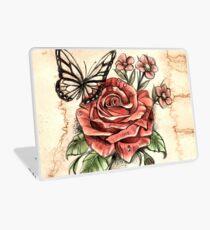 Flower fantasy Laptop Skin