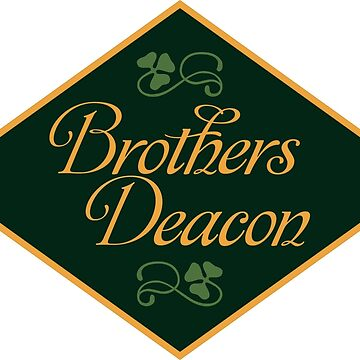 12 MONKEYS: Brothers Deacon by cabinboy100