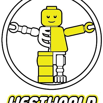 Lego Westworld by anfa