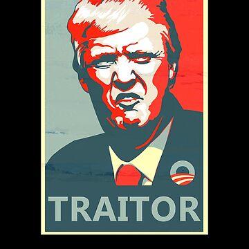 Trump is a traitor   Trump Treason   Impeach Trump   Anti Trump by jcaladolopes