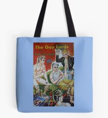 Pulp Fiction / The Gay Lords Tote Bag
