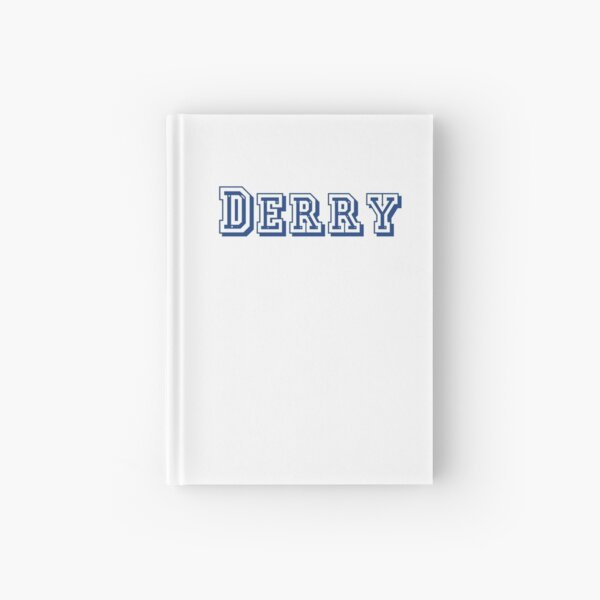 Derry Hardcover Journal
