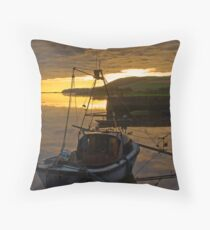 Newburgh Dawn Throw Pillow