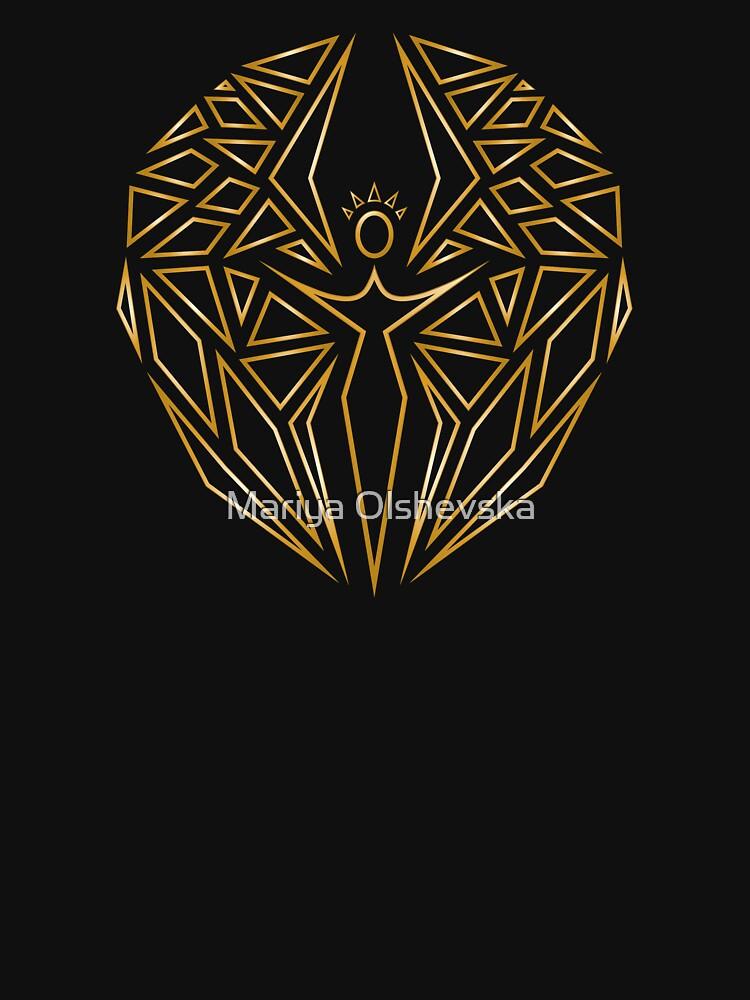 Arcane Angel (Version 2) by OzureFlame