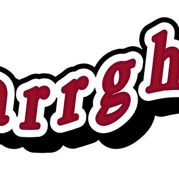 aarrghh by Designhorn