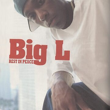 Big L Rest In Peace by EbtsOby
