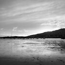 Derrynane Harbour - Reflection by Peter Sweeney