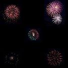 Fireworks 1 by Larry Kohlruss