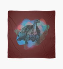 Galapagos Turtle or Desert  Tortoise Gifts and Apparel  Scarf
