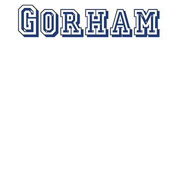 Gorham by CreativeTs