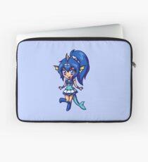 Vaporeon Magical Girl Chibi Laptop Sleeve