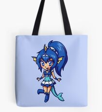 Vaporeon Magical Girl Chibi Tote Bag