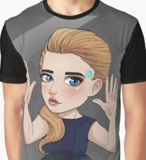 Chloe -Trapped Graphic T-Shirt
