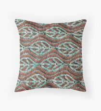 Branches and Leaves (horizontal) Throw Pillow