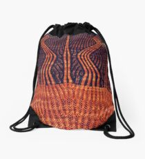 Solar Flair Drawstring Bag