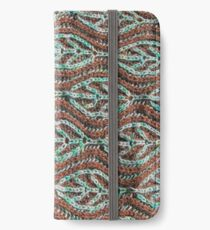 Branches and Leaves (horizontal) iPhone Wallet/Case/Skin