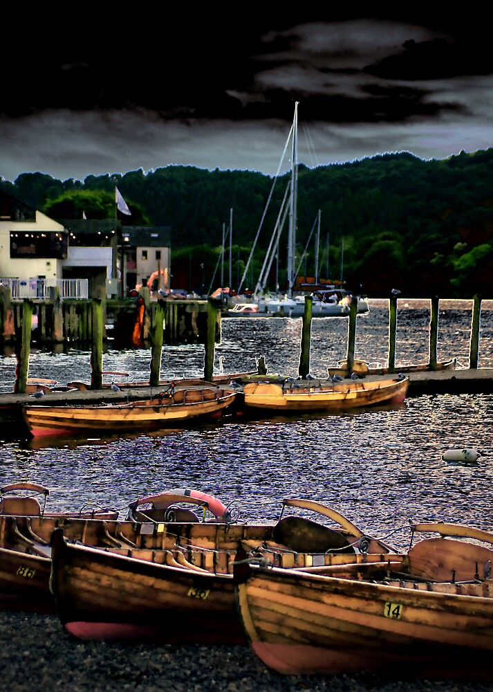 Bowness Bay by Jay Payne