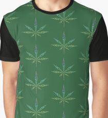 WEED COLOR G Graphic T-Shirt