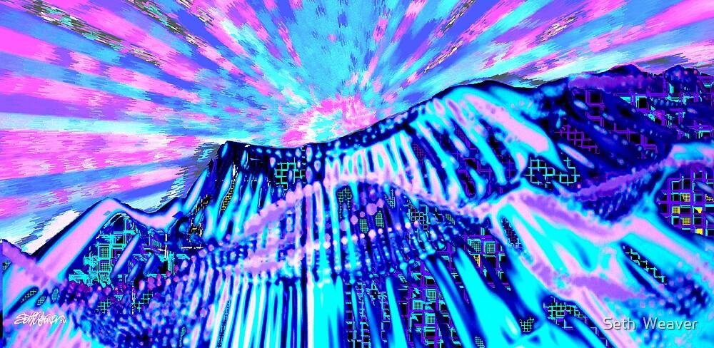 Dancing Sky by Seth  Weaver