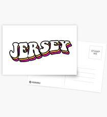 Retro-Trikot Postkarten
