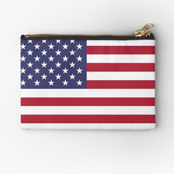 United States of America - Standard Zipper Pouch