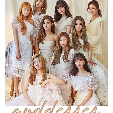 TWICE - goddesses (Group) by Red-One48