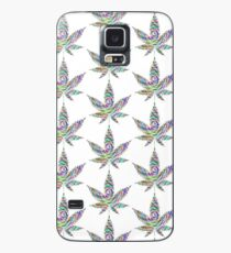 WEED COLOR WEED Case/Skin for Samsung Galaxy