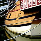 Jamestown Ship, Ropes by sadeyedartist