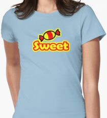 SWEET Women's Fitted T-Shirt