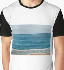 seascape Graphic T-Shirt