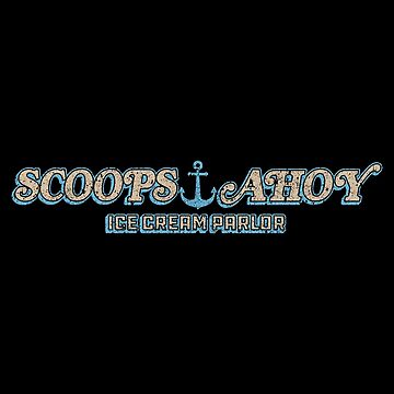 Scoops Ahoy (Variant) by huckblade