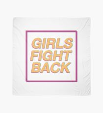 GIRLS FIGHT BACK Scarf