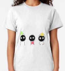 temperamentvoll weg - Rußsprites und ihre Sterne Classic T-Shirt