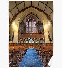Scot's Church • Melbourne • Australia Poster