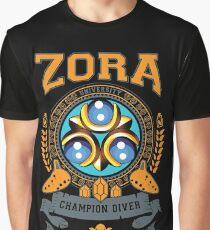 Champion Diver Graphic T-Shirt